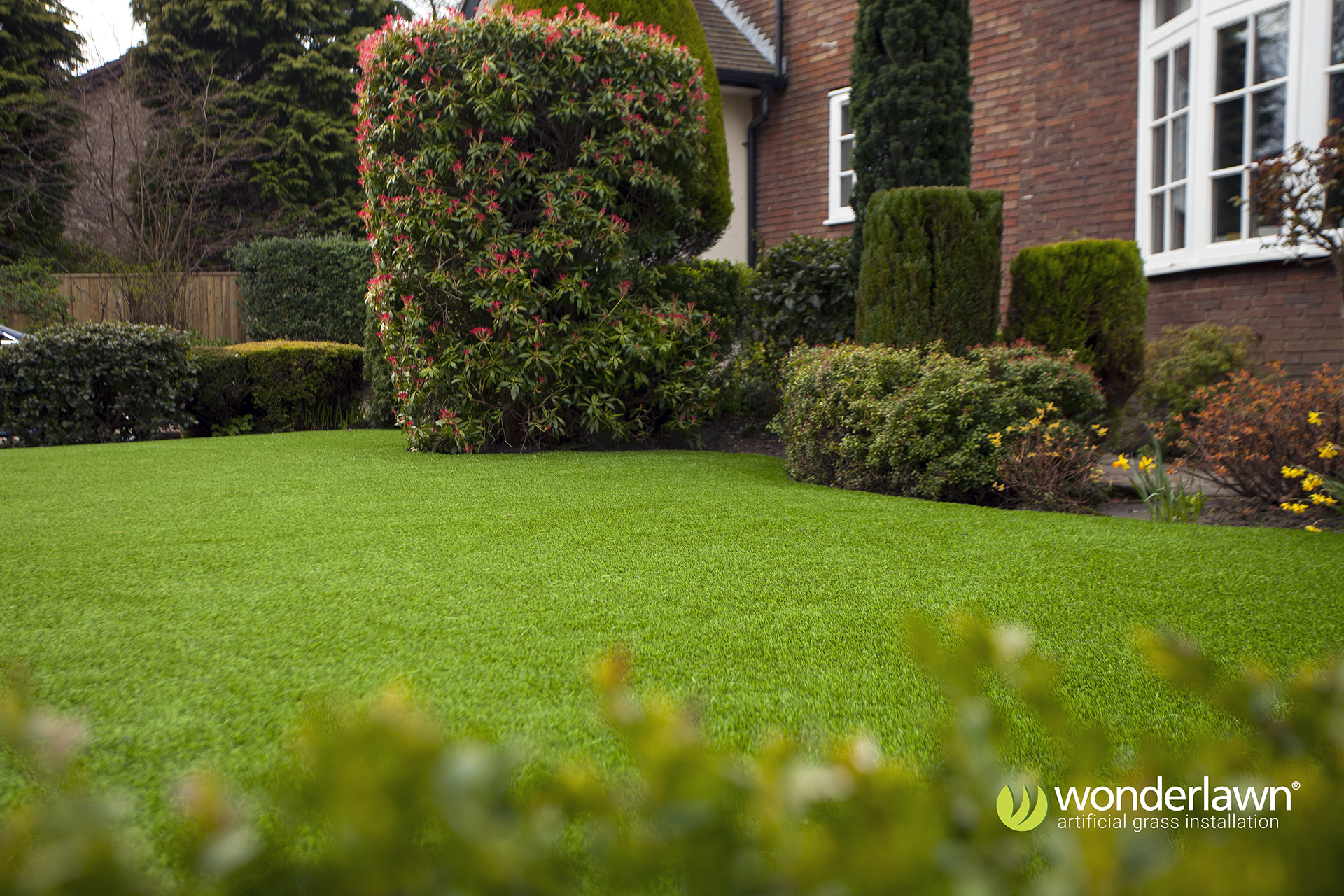 wonderlawn - an artificial grass franchise